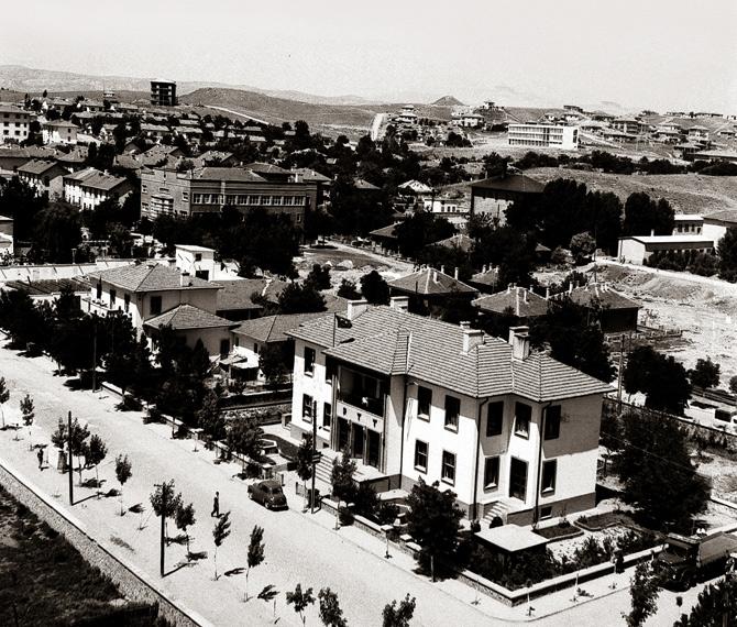 Kýrýkkale - Eski Görünüm